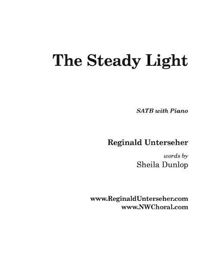 The Steady Light (accompanied)